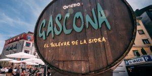El Bulevar de la Sidra - Foto vía Calle Gascona